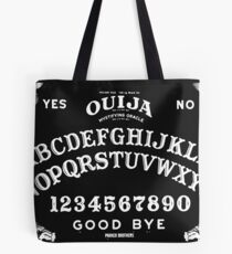 Ouija-White Tote Bag