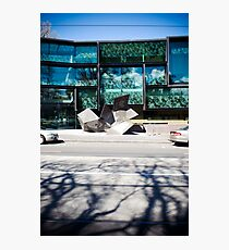 glass grammar Photographic Print
