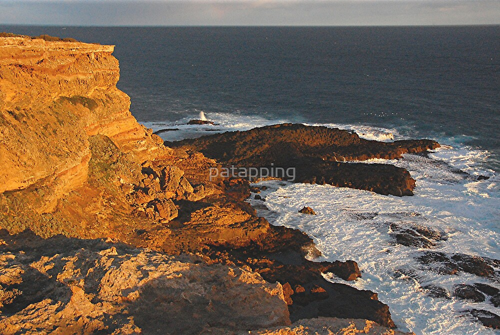 Bridgewater Bay Cape Nelson. Vic by patapping