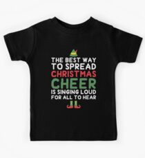 CHRISTMAS CHEER Kids Clothes