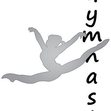 I Am A Gymnast! by pilotof727s