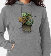 Sudadera con capucha ligera Chameleon Plays the Blues ... más algunos otros colores