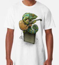 Chameleon spielt den Blues ... und ein paar andere Farben Longshirt