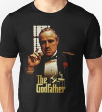 the godfather - I think fashion is a lot of fun. I love clothes. Unisex T-Shirt