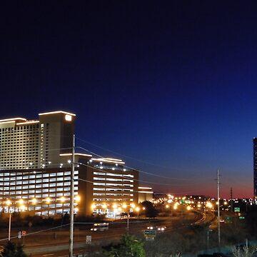 Night Cityscape by ctheworld