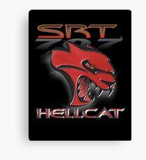 Hellcat Mod. 1 Canvas Print