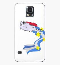 NANANA CAT Case/Skin for Samsung Galaxy