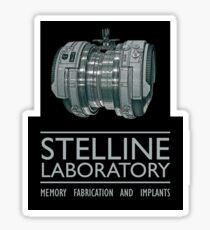 Stelline Laboratory Sticker