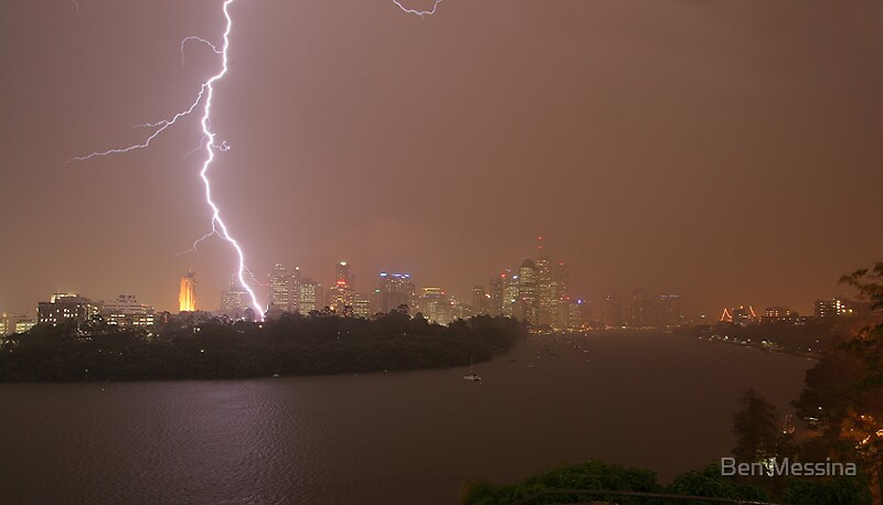 Last night's Storm # 2 by Ben Messina