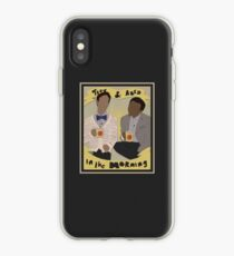 troy and abed - The new becomes threatening, the old reassuring. iPhone Case