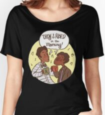 troy and abed - I love the thought that people put into clothes.  Women's Relaxed Fit T-Shirt