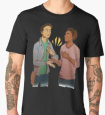 troy and abed - I love when clothes make cultural statements and I think personal style is really cool. Men's Premium T-Shirt