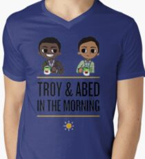 troy and abed - An image is not simply a trademark, a design, a slogan or an easily remembered picture. T-Shirt
