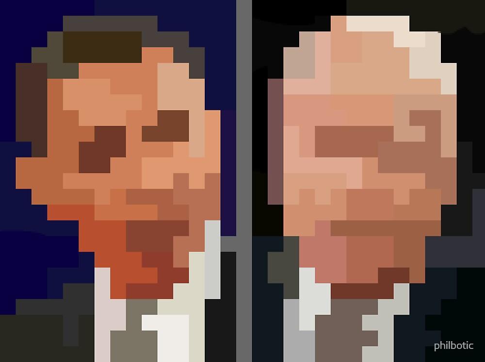 Obama McCain by philbotic