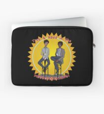 troy and abed - Design is a way of life, a point of view. Laptop Sleeve