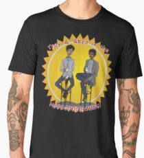 troy and abed - Design is a way of life, a point of view. Men's Premium T-Shirt