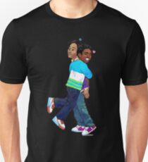 troy and abed - Creativity is to discover a question that has never been asked. T-Shirt