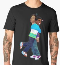 troy and abed - Creativity is to discover a question that has never been asked. Men's Premium T-Shirt