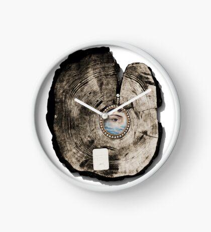 Rings I Clock