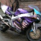 motorbike by paul berry