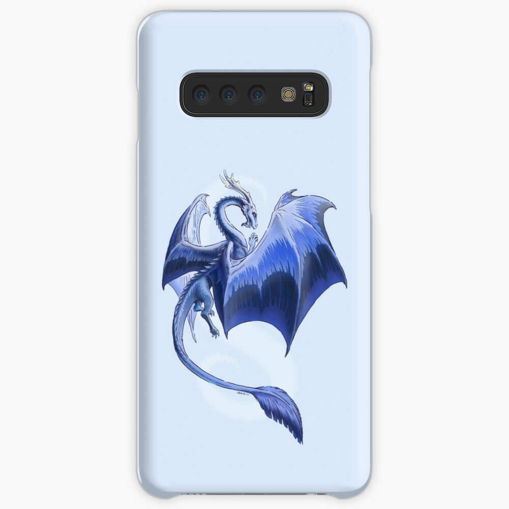 The Dragon of Winter Case & Skin for Samsung Galaxy