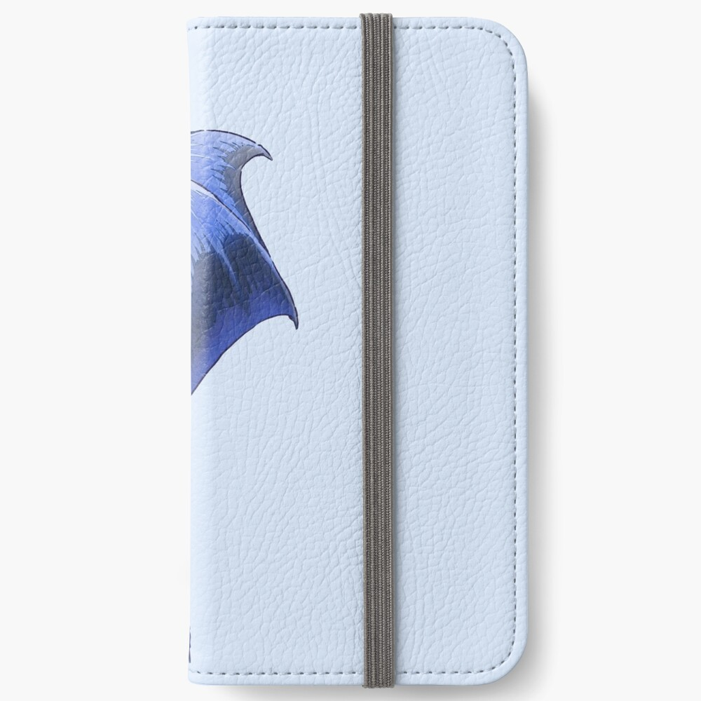 The Dragon of Winter iPhone Wallet