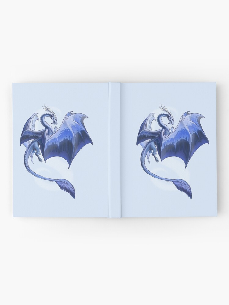 Alternate view of The Dragon of Winter Hardcover Journal