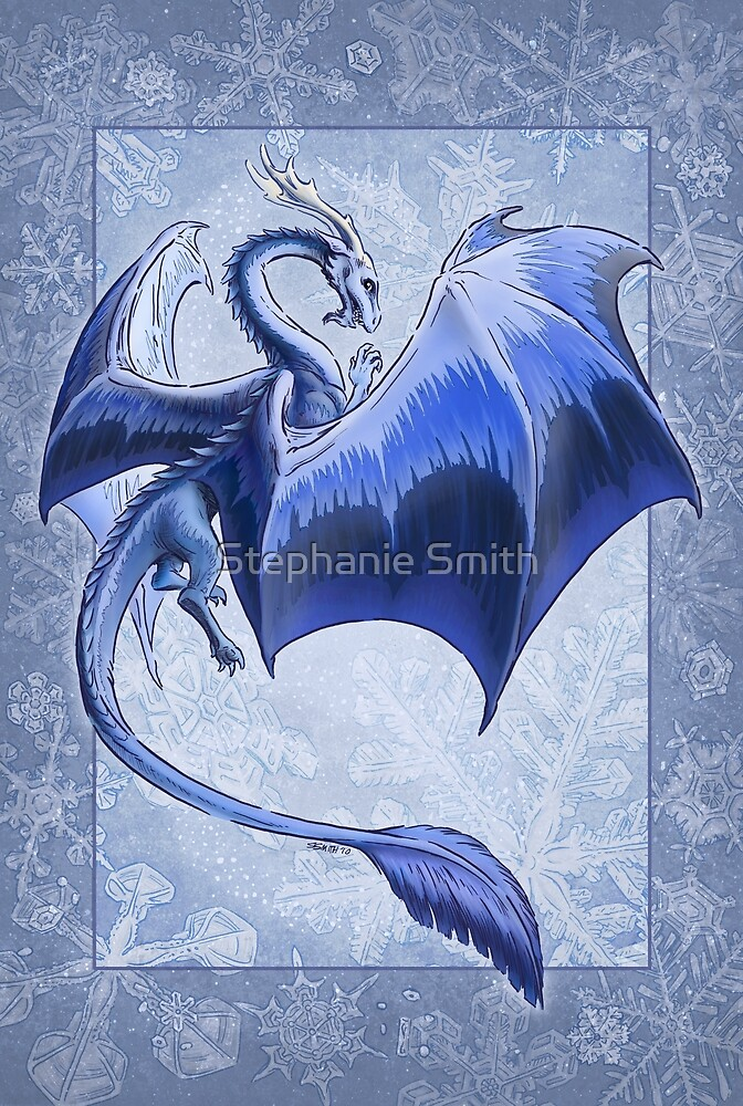 The Dragon of Winter by Stephanie Smith