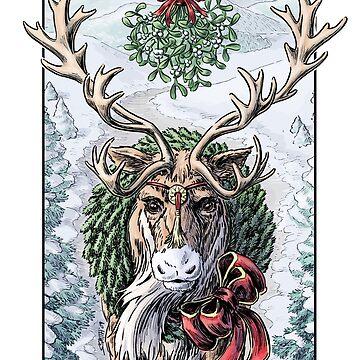 Mistletoe Messenger by stephsmith