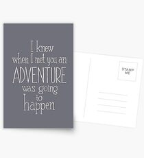 Adventure  Postcards