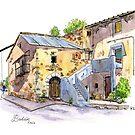 Badain, Spanish Pyrenees by scatterlings