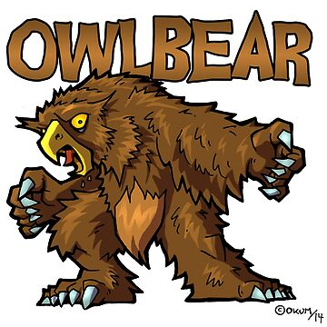 Owlbear by okumarts