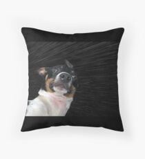 Zoomin'  Throw Pillow