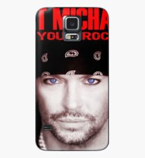 Get Your Rock On Bret Michaels Case/Skin for Samsung Galaxy