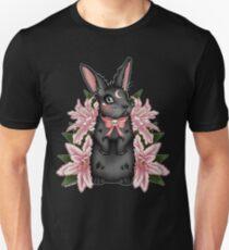 Lily Rabbit Unisex T-Shirt