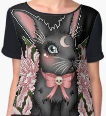 Lily Rabbit Chiffon Top