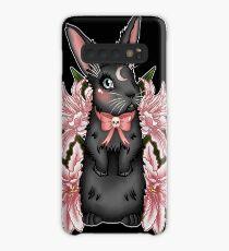 Lily Rabbit Case/Skin for Samsung Galaxy