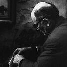 The Old Shoemaker by George Parapadakis (monocotylidono)
