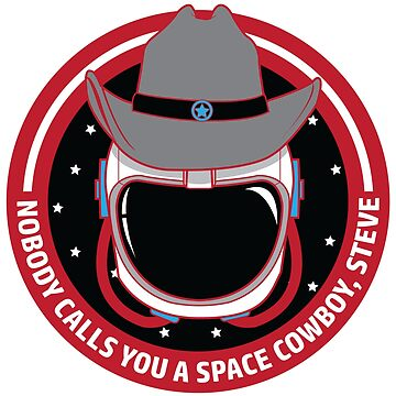 Nobody Calls You A Space Cowboy by BenClark