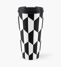 Oblong Leaves Travel Mug
