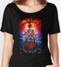 stranger things season 2 Women's Relaxed Fit T-Shirt