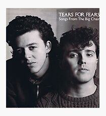 Tears for Fears Photographic Print