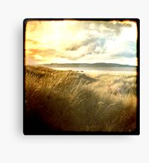 Over to Donegal Canvas Print
