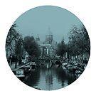 Amsterdam Canal #1 by acquadesign