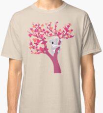 Camiseta clásica Love Koala en el árbol