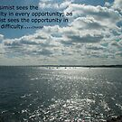 Opportunity by Dorothy DuMond Cohen