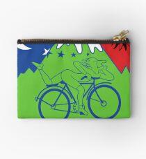 Hofmann's Bikeride LSD Blotter Stickers Studio Pouch