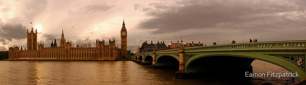BIG BEN, LONDON by Eamon Fitzpatrick