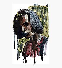 Jonny Greenwood. Photographic Print