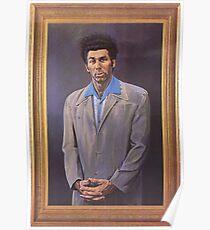 Kramer Painting poster Poster